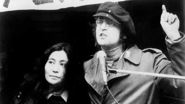 John Lennon Was Killed By The US Government