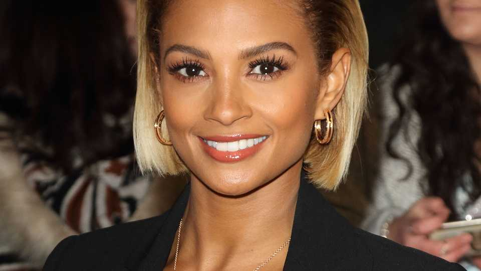 Alesha Dixon Shows Off Edgy Hair Makeover Click To See
