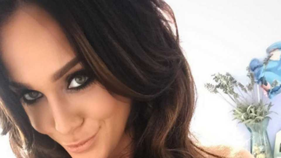 Vicky Pattison shows off summer hair makeover: Click to ...