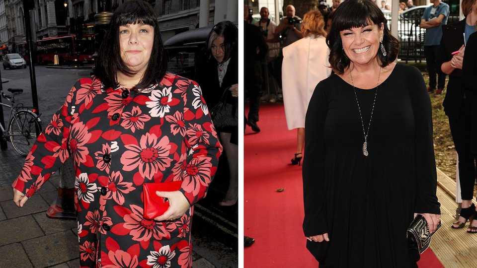 Dawn French Weight Loss Dawn French reveals se...