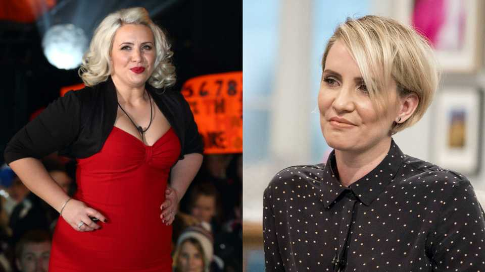 Claire Richards From Steps Shows Off New Hair And Weight Loss