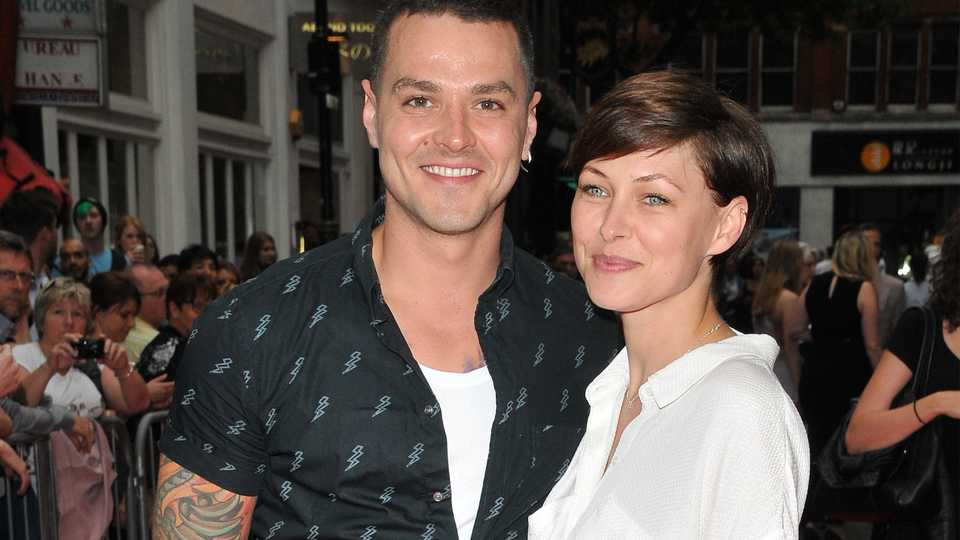 Emma Willis bans husband Matt Willis from Strictly Come Dancing  dbd701cc9