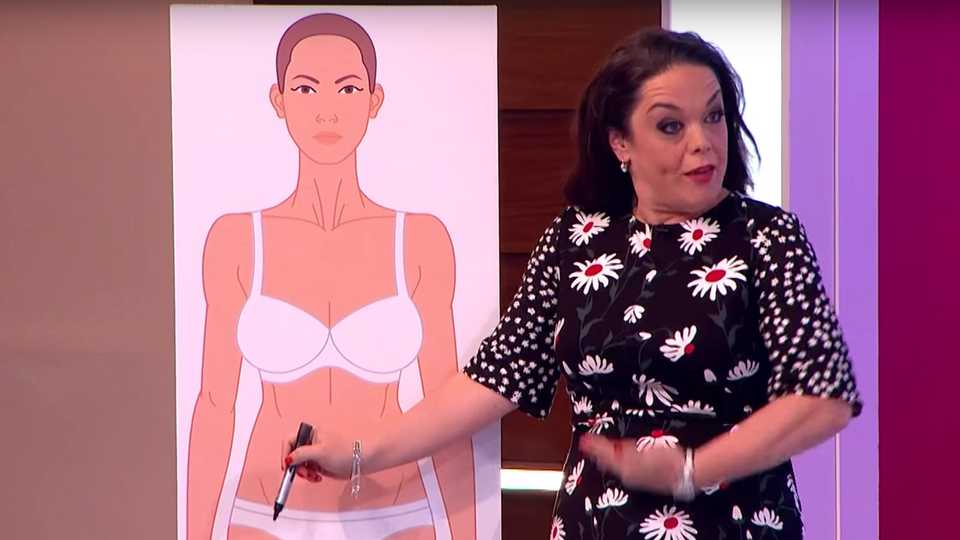 Lisa Riley Opens Up About Plans To Have Excess Skin Removed
