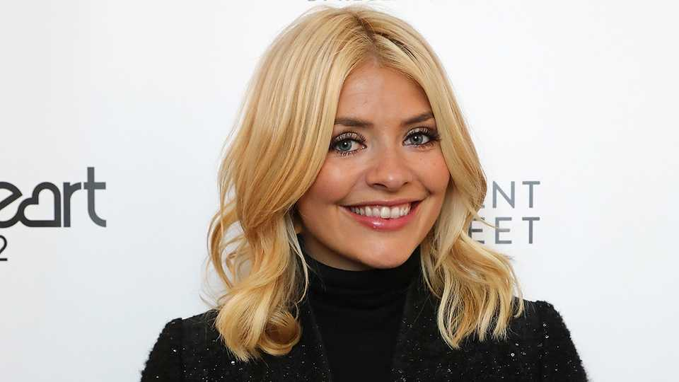 Image result for holly willoughby annoyed