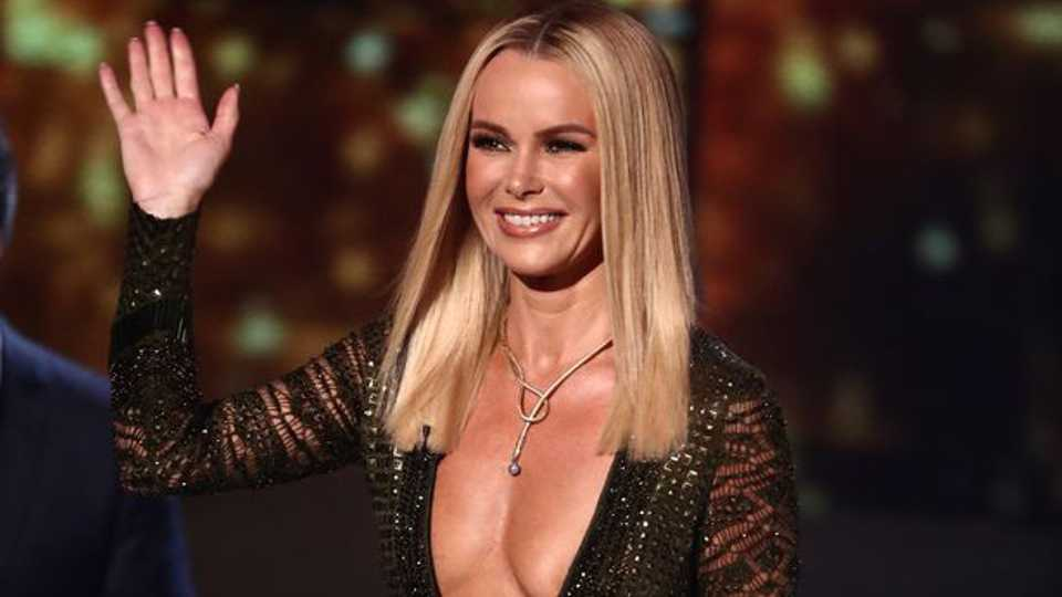 Amanda Holden S Britain S Got Talent Dress Is Now The Most