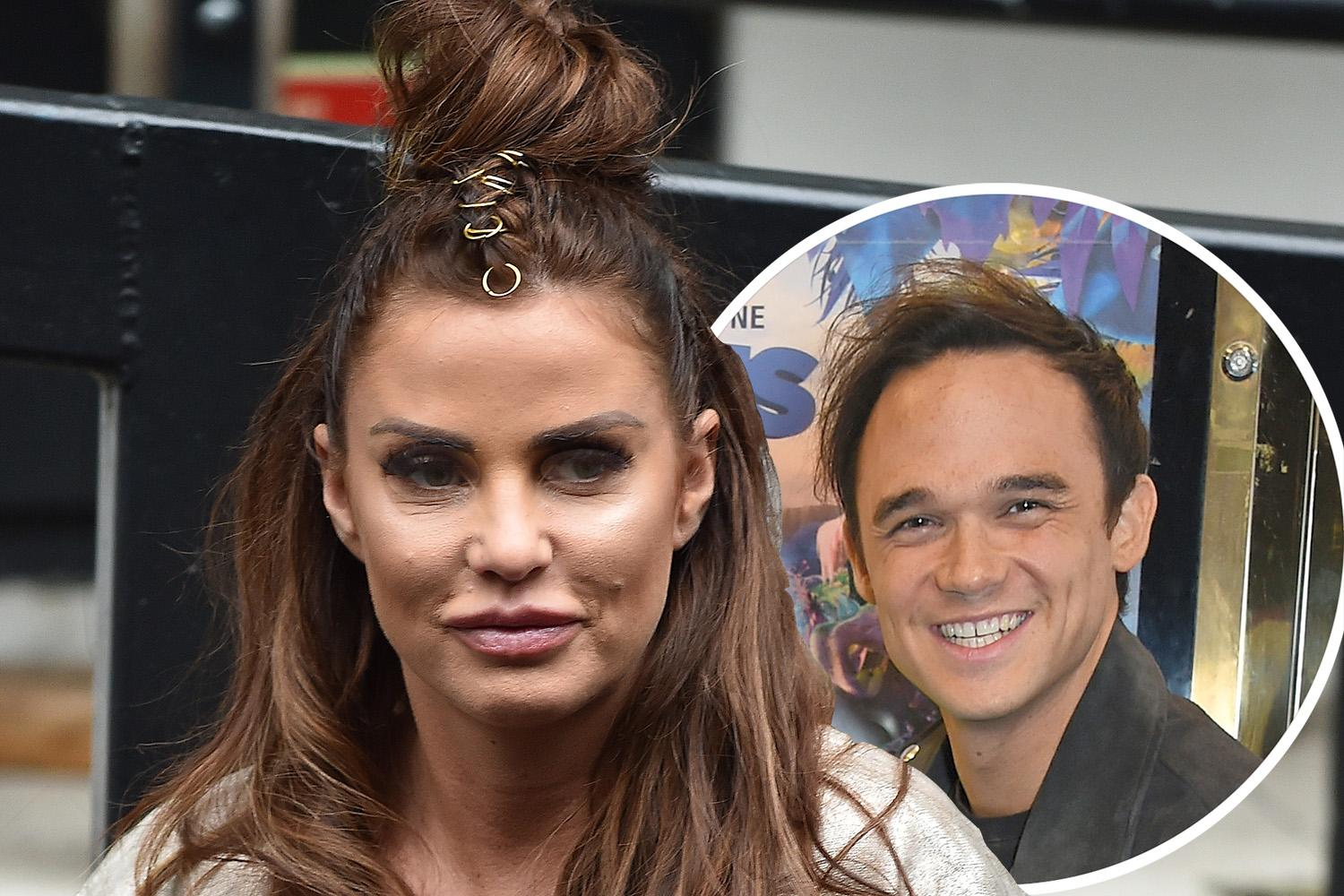 Thank for katie price having sex pity, that