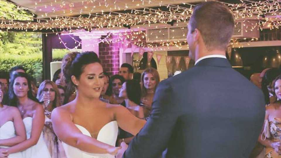 jacqueline jossa shares gorgeous throwback pics of her wedding dress