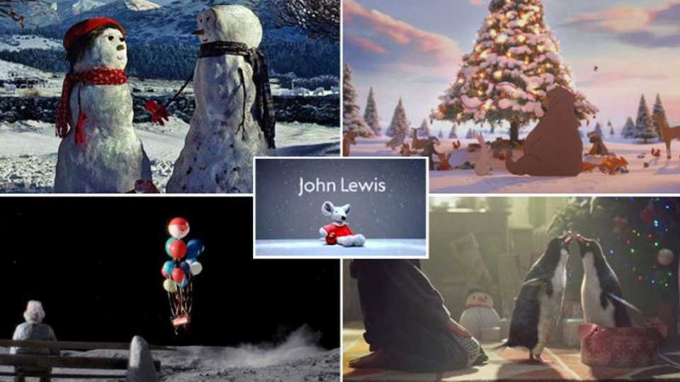 Watch ALL of the John Lewis Christmas adverts | Closer