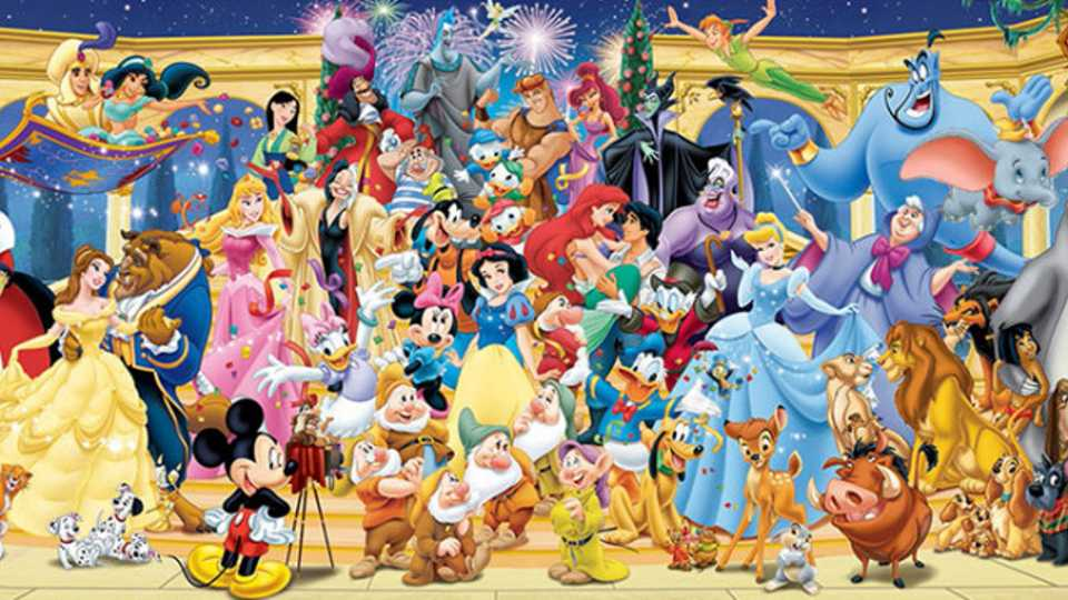 Disney Easter Eggs Here Are All The Disney Character Crossovers