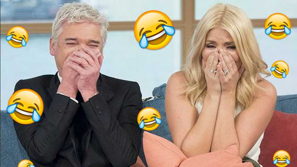 holly willoughby and phillip schofield s 28 funniest this morning