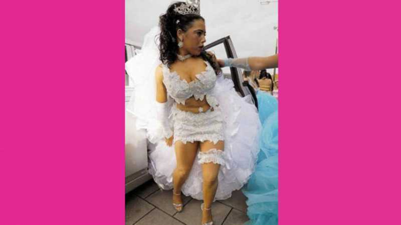 The 30 Worst Wedding Dresses Of All Time