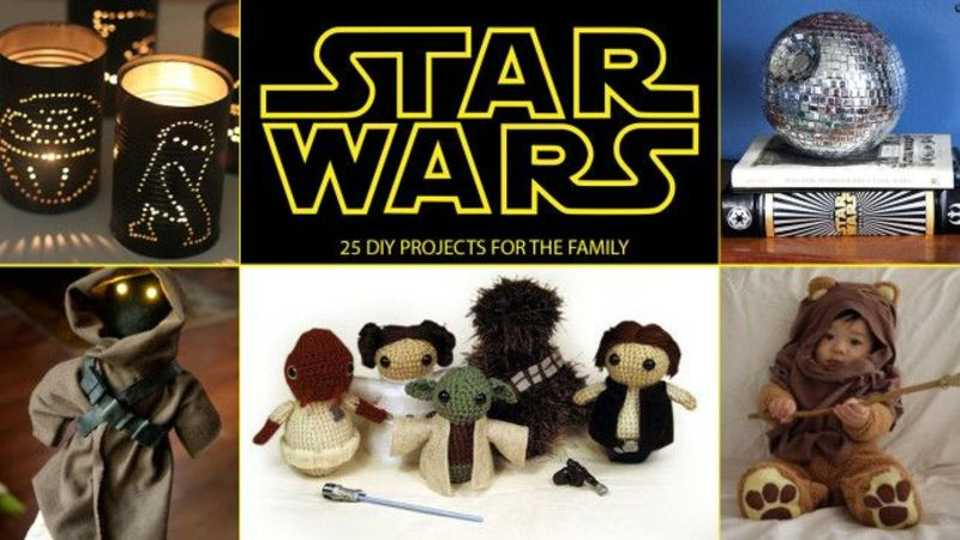 Star Wars DIY projects: Fantastic crafts for you and the ...