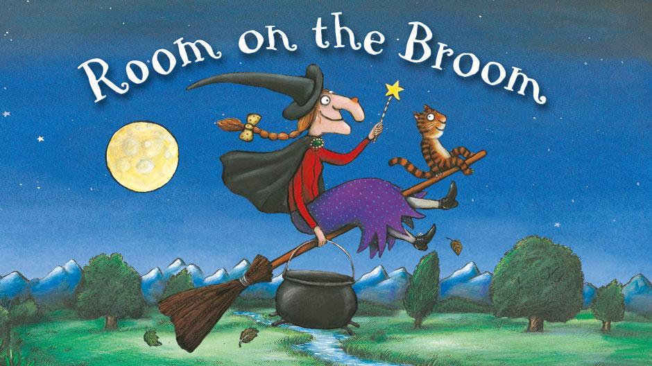The Witch - Room On The Broom Julia Donaldson  sc 1 st  Closer magazine & World Book Day: 51 easy DIY costume ideas! | Closer