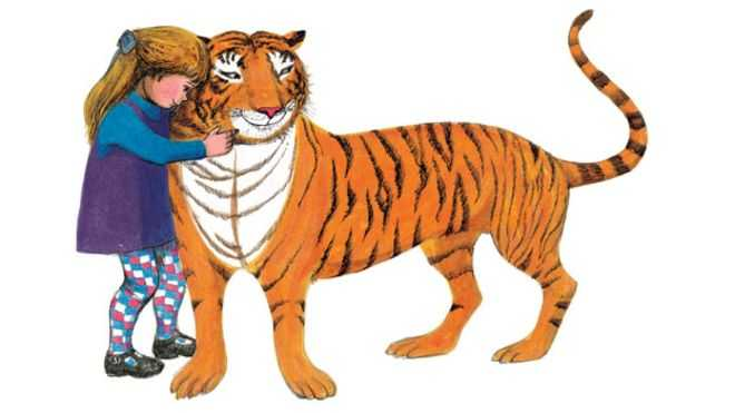 World book day 51 easy diy costume ideas closer tiger the tiger who came to tea judith kerr solutioingenieria Images