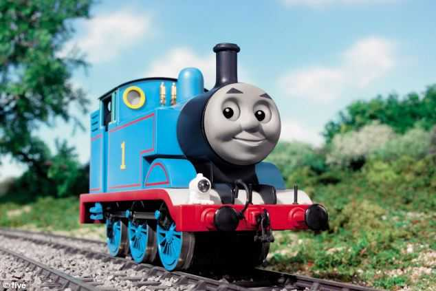 World book day 51 easy diy costume ideas closer thomas the tank engine the railway series reverend wilbert awdry solutioingenieria Image collections