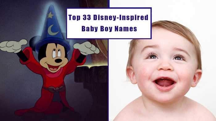 Baby Names 33 Disney For Boys