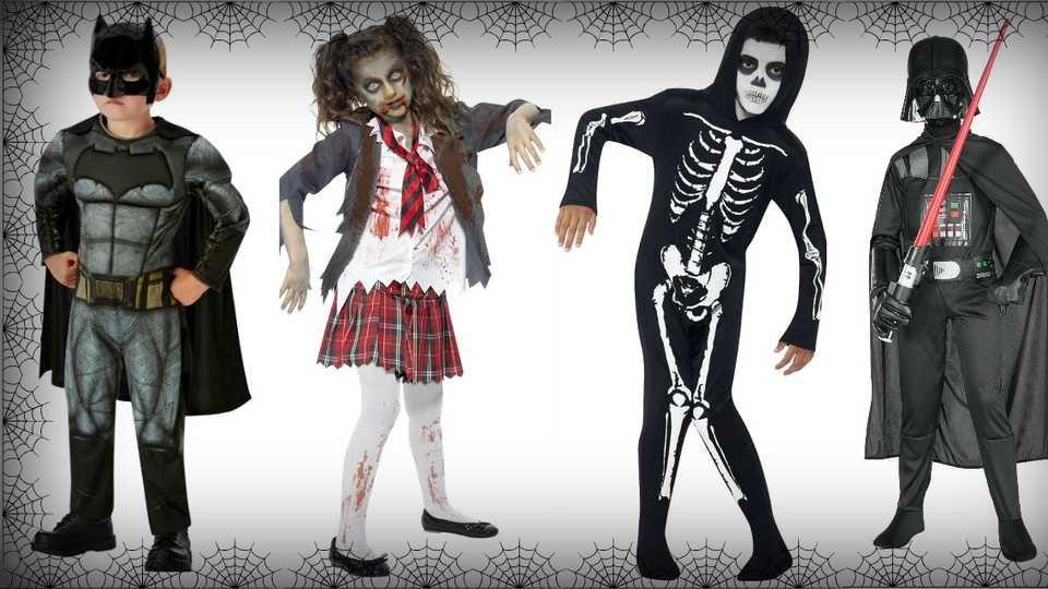 weve rounded up the best childrens halloween costumes on amazon