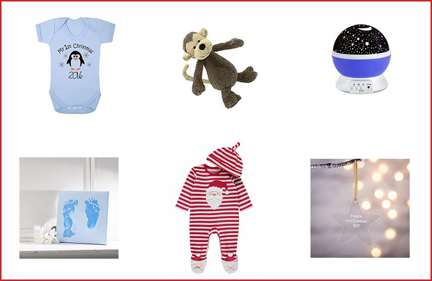 Weu0027ve Picked Out Our 10 Favourite Things To Celebrate Your Babyu0027s First  Christmas.