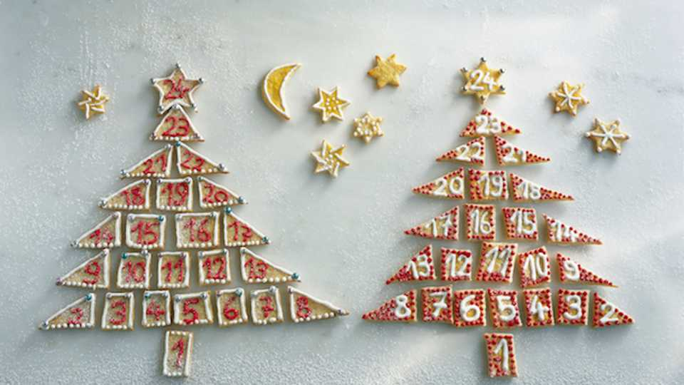 this advent calendar is reminding us what christmas is all about closer - All About Christmas
