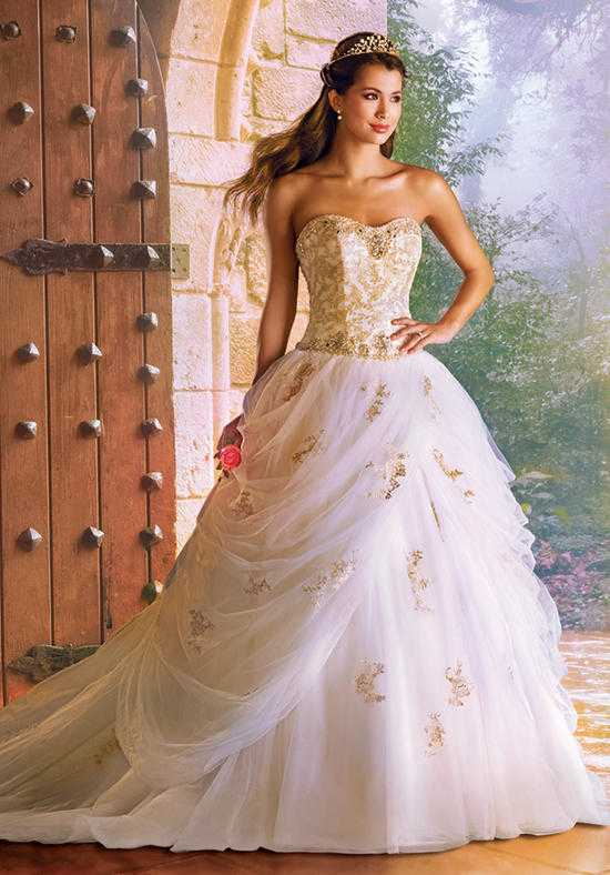Disney Wedding Dresses Shop The New Disney Bridal Collection Closer