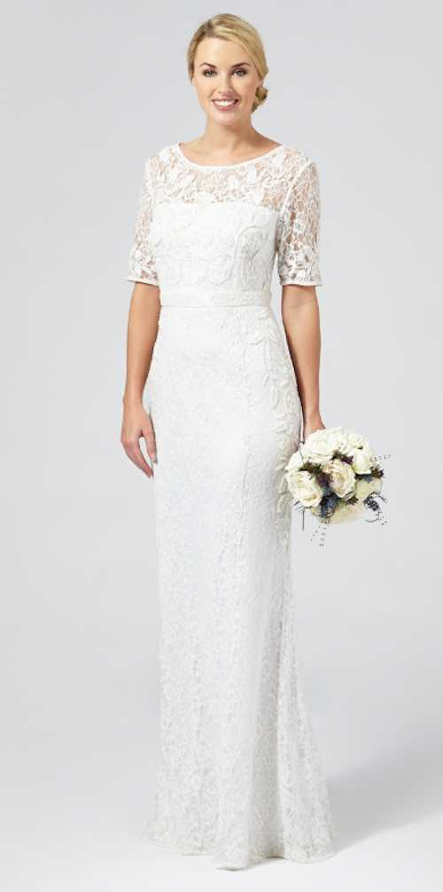 Wedding focus: Top 5 long sleeve dresses for the big day under ...