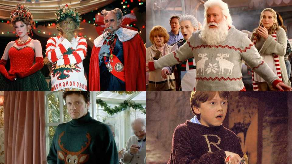 15 Christmas Jumpers For The Grinch Santa Claus And The Average Joe