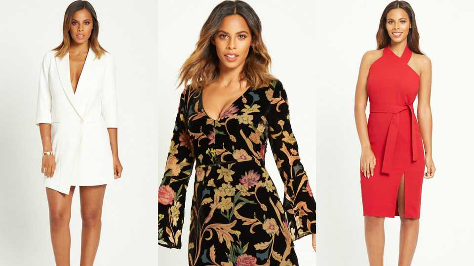 Rochelle Humes  Our favourite dresses from her Very collection ... 6fc03c249