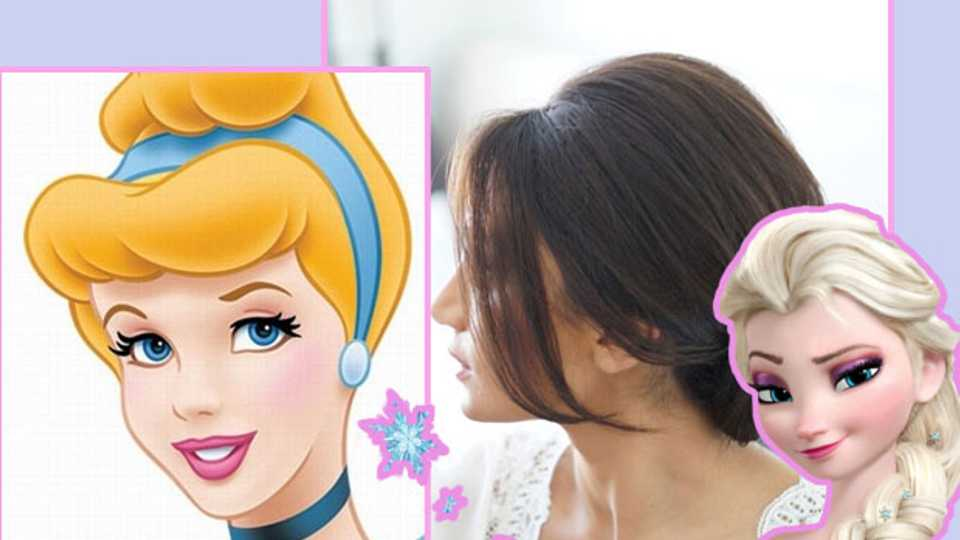 13 Disney Princess Inspired Wedding Hairstyles Closer