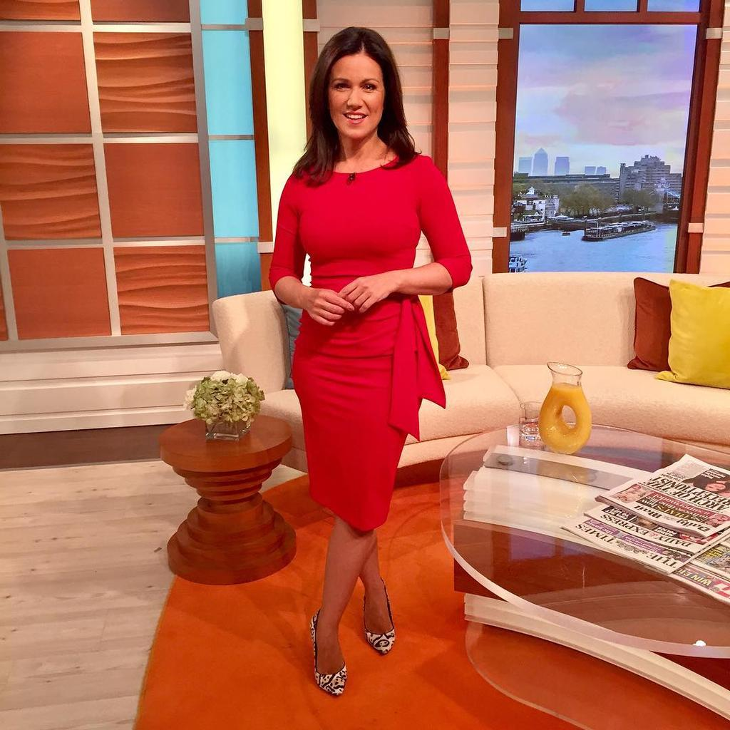 Susanna Reid's Lovely Lace Dress Is On Sale And Costs Just 40