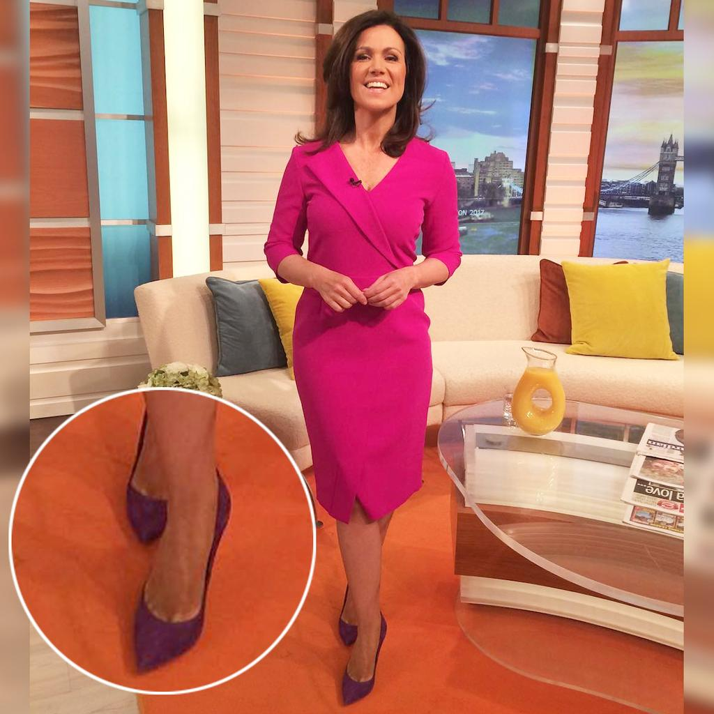 Watch Susanna Reid's Lovely Lace Dress Is On Sale And Costs Just 40 video