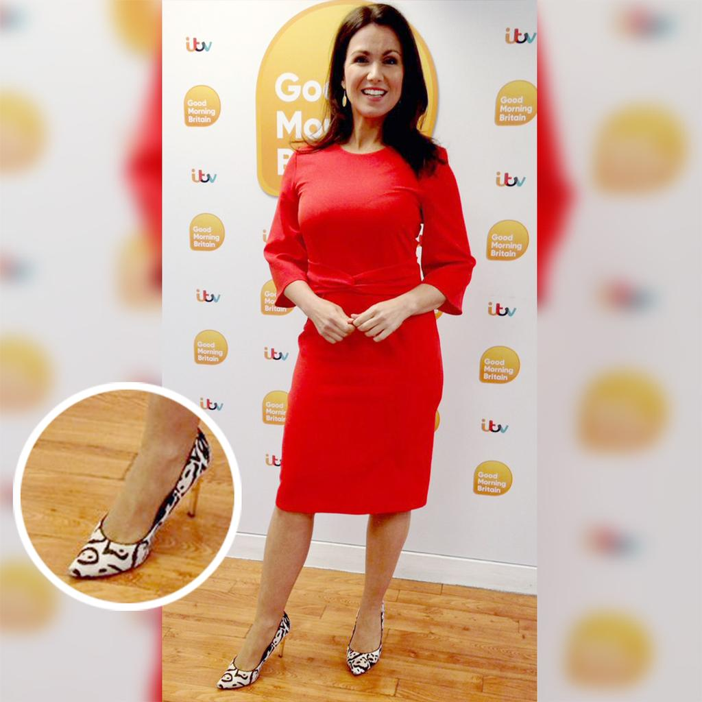 Susanna Reid's Lovely Lace Dress Is On Sale And Costs Just 40 advise