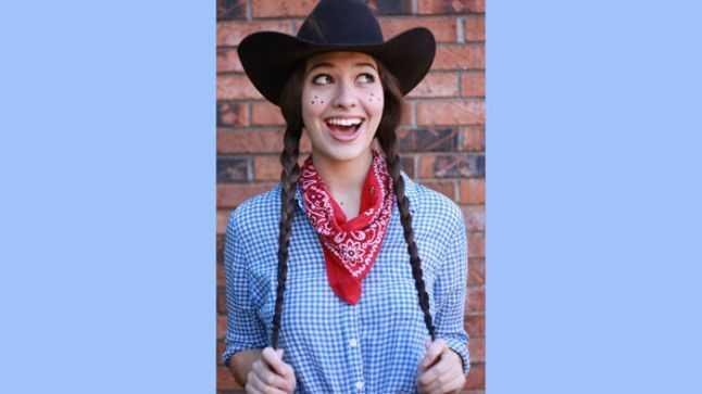 29 CHEAP U0026 EASY Halloween Costumes You Can Make At Home | Closer