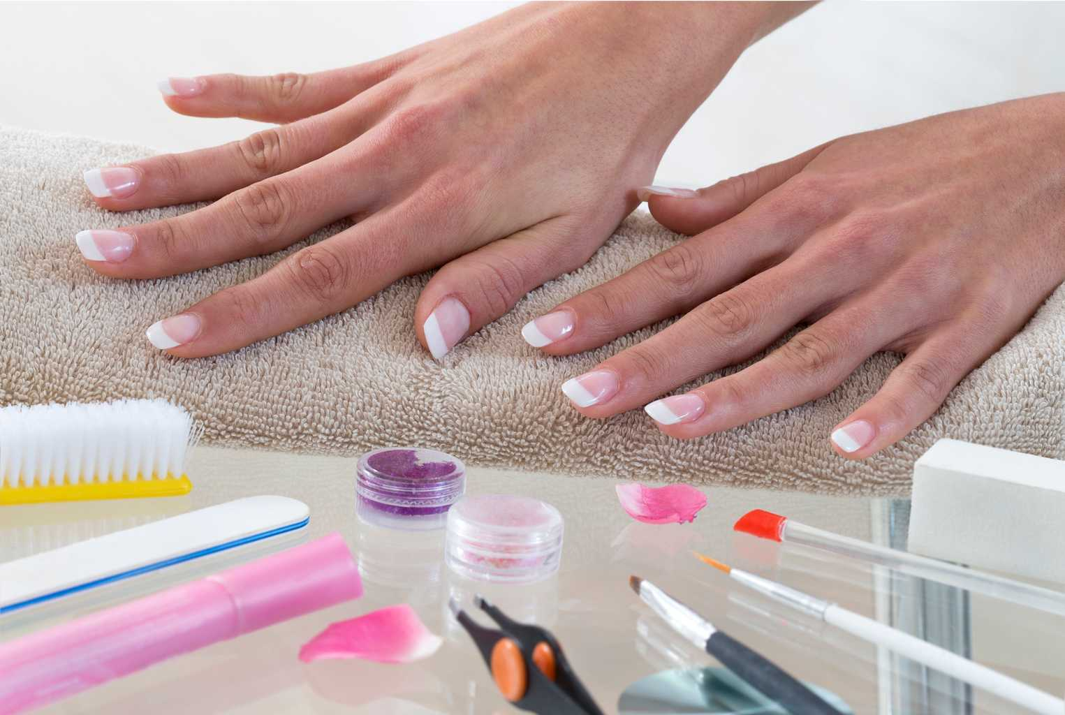 You\'ve probably been filing your nails wrong your whole life... | Closer