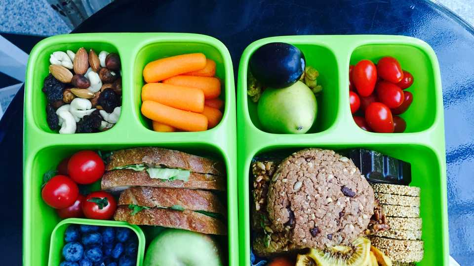 More Than 98 Of Childrens Lunch Boxes Are Unhealthy
