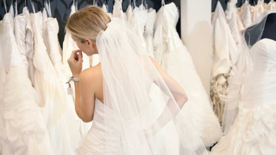 REVEALED: This is the average price women pay for wedding dresses in ...