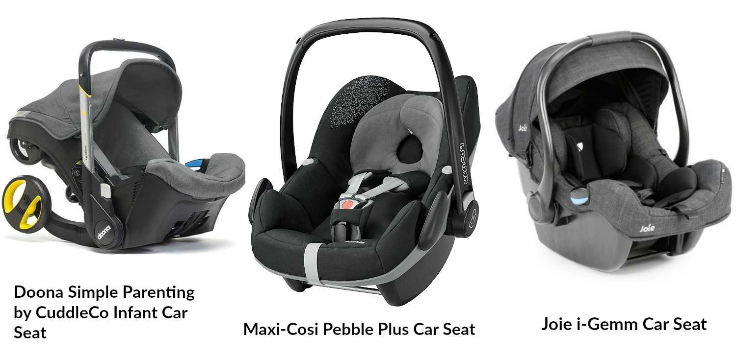 Baby Car Seats The Law In UK Is Changing Heres Everything You