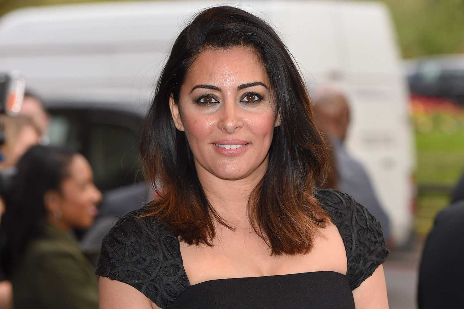 Barcelona Terror Holby City Actress Laila Rouass Caught Up In The Atrocity