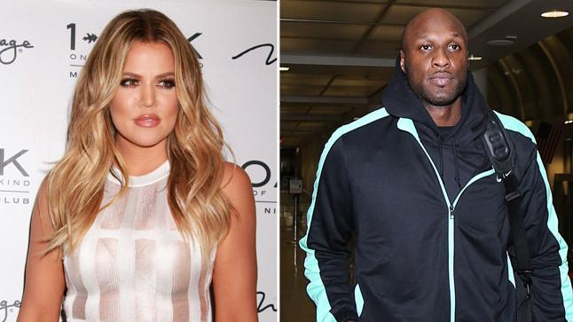 Khloe kardashian and lamar hookup again