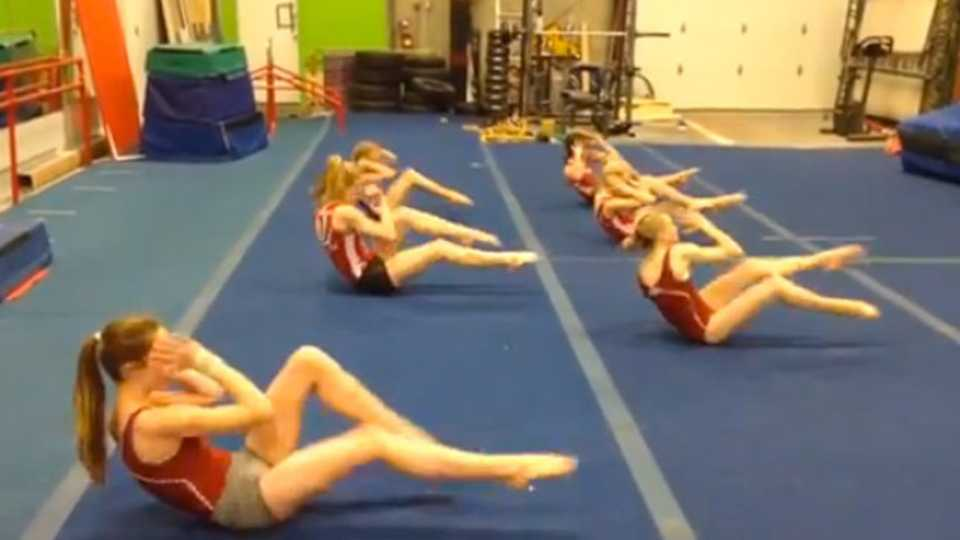 Video Could You Do This Uptown Funk Abs Work Out Closer
