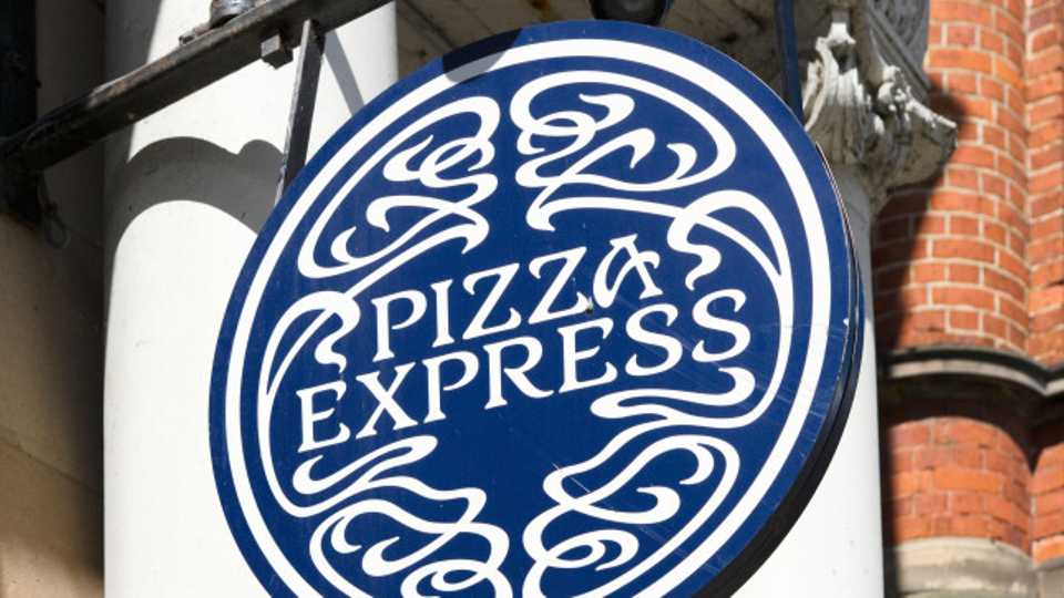 The best vegan food options in high street chain for Pizza and fish express