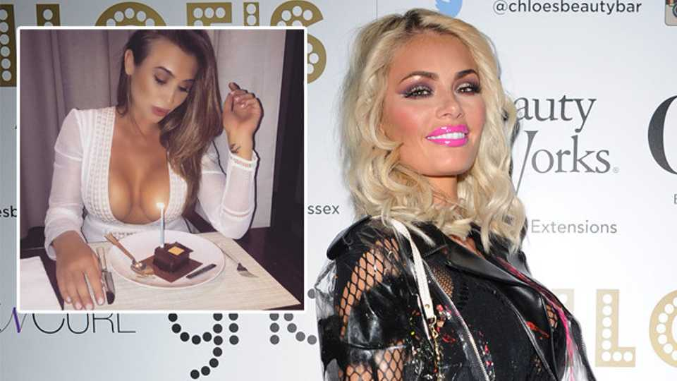 Chloe Sims The Tables Have Turned On Lauren Goodger And Mark