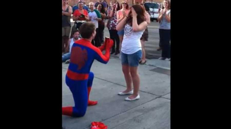 Its Time For The Best Marriage Proposal Videos Of All Time Closer