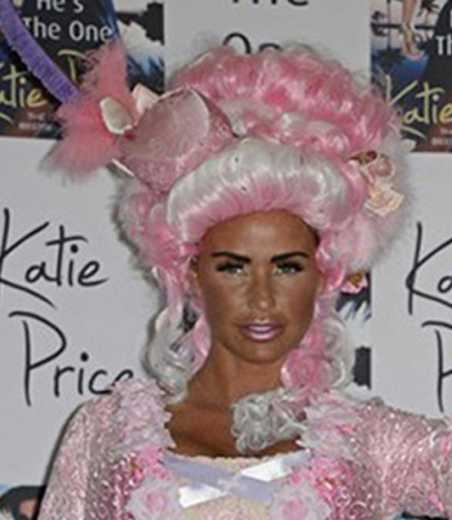 Katie Price Shuns Latest Kieran Drama With Adorable Video