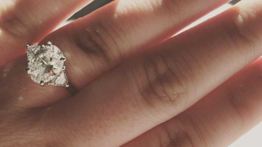 The Best Real Life Engagement Rings And Proposal Stories On