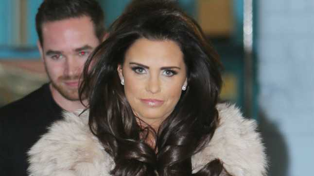 Katie Price Boob Op Horror Im Scared Ive Ruined My Body For Good Closer