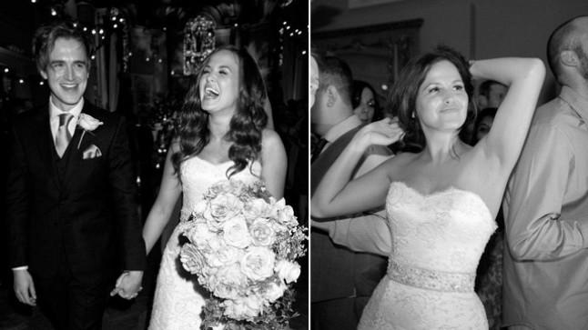 Tom and giovanna wedding pictures The Wives Behind the Wrestlers - HyperActivz