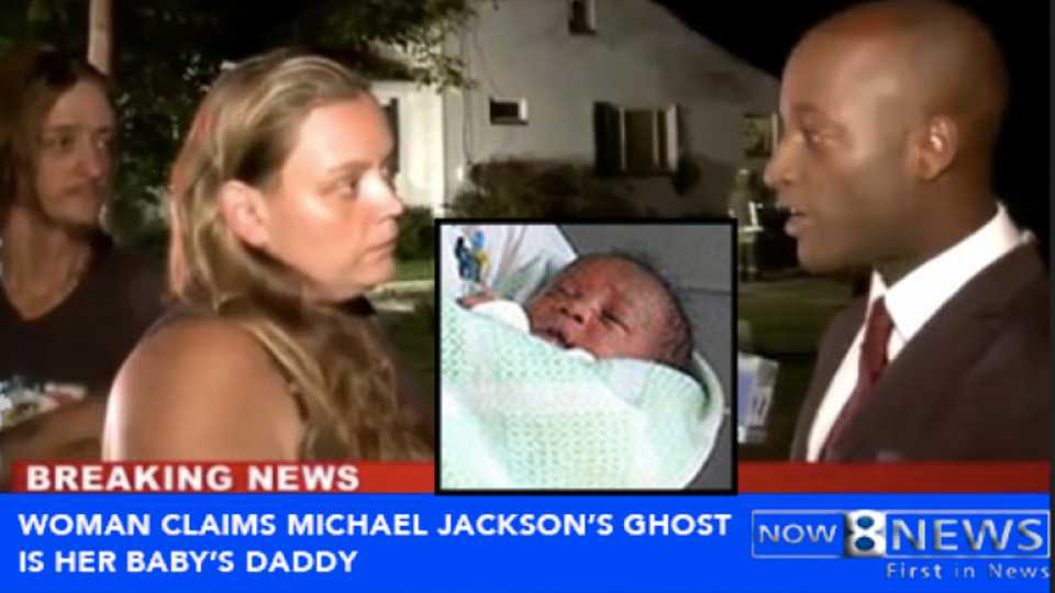 White woman claims michael jacksons ghost is father of her mixed a woman claims that her mixed race baby was fathered by michael jacksons ghost and is now suing his estate for child support freerunsca Image collections