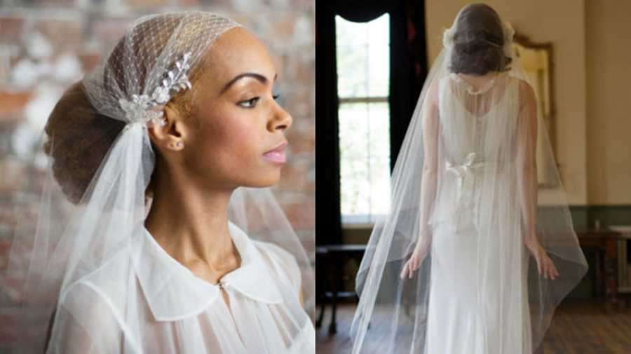Bridal inspiration: Beautiful and unique wedding veils and ...