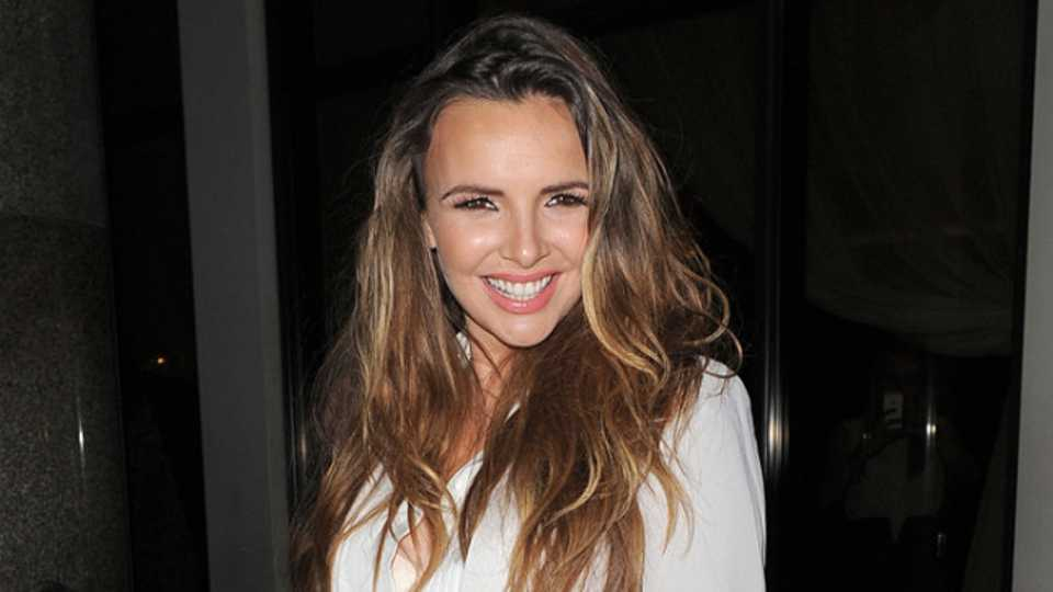 Nadine Coyle In Apparent Twitter Dig At Cheryl Cole Join The Baby