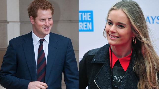 Are prince harry and cressida bonas still hookup